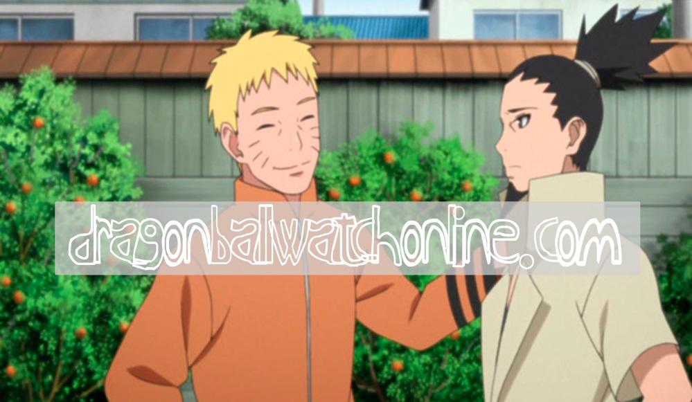 Sahabat Naruto, Antara Sasuke VS Shikamaru2