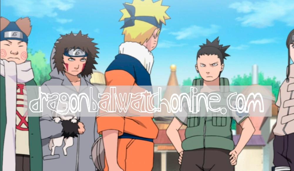 Shikamaru senantiasa menemani Naruto yang kesepian