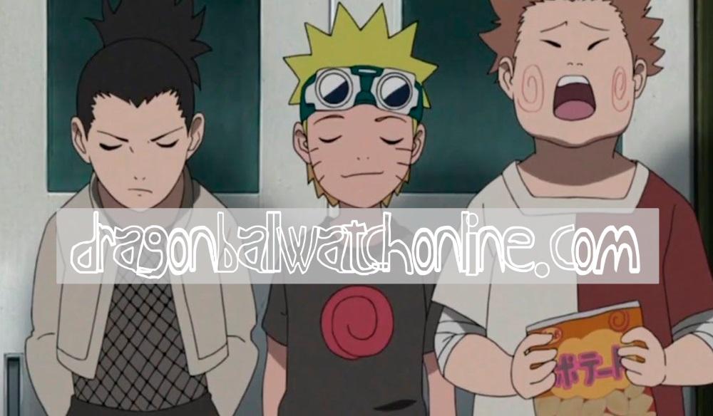 Shikamaru tidak pernah menjauhi Naruto